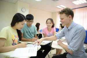 中小班英語會話課程
